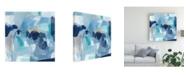 "Trademark Global Christina Long Sweet Tuesday Canvas Art - 15"" x 20"""
