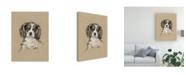 "Trademark Global Ethan Harper Breed Sketches III Canvas Art - 20"" x 25"""