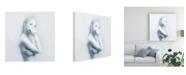 "Trademark Global Melissa Osorio The Nature of My Kin 2 Canvas Art - 15"" x 20"""