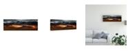"Trademark Global Selinos Pano Canvas Art - 15"" x 20"""