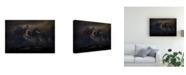 "Trademark Global Peter Svoboda Mqep Towers Peak Summit Canvas Art - 20"" x 25"""