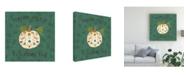 "Trademark Global Veronique Charron Autumn Otomi II Canvas Art - 15"" x 20"""