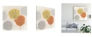 "Trademark Global June Erica Vess Forest Treasure II Canvas Art - 27"" x 33"""