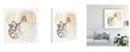 "Trademark Global June Erica Vess Infinite Object III Canvas Art - 15"" x 20"""
