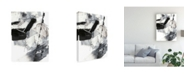"Trademark Global Ethan Harper Topple I Canvas Art - 19.5"" x 26"""