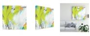 "Trademark Global June Erica Vess Piquant I Canvas Art - 15.5"" x 21"""