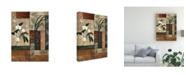 "Trademark Global Judi Bagnato Natures Bounty IV Canvas Art - 36.5"" x 48"""