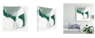 "Trademark Global June Erica Vess Idlewild II Canvas Art - 15.5"" x 21"""