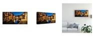 "Trademark Global Danny Head Daybreak in Burano II Canvas Art - 19.5"" x 26"""