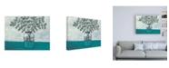 "Trademark Global Regina Moore Jar of Stems I Canvas Art - 36.5"" x 48"""