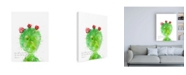 "Trademark Global Ingrid Blixt Cactus Verse IV Canvas Art - 36.5"" x 48"""