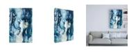 "Trademark Global Joyce Combs Peaceful Calm II Canvas Art - 36.5"" x 48"""