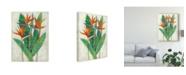 "Trademark Global Chariklia Zarris Paradise Vacation II Canvas Art - 15"" x 20"""