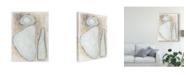 "Trademark Global Rob Delamater Secret of the Stones Canvas Art - 15"" x 20"""