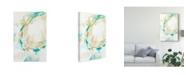 "Trademark Global Jennifer Goldberger Pastel Movement I Canvas Art - 20"" x 25"""