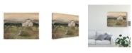 "Trademark Global Ethan Harper Rural Sunset I Canvas Art - 15"" x 20"""