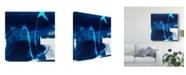 "Trademark Global Sisa Jasper Tidal Atmosphere I Canvas Art - 15"" x 20"""