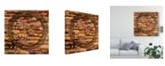 "Trademark Global Natalie Avondet Corporate Life I Canvas Art - 27"" x 33"""