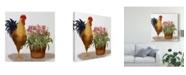 "Trademark Global Marcia Matcham Tulip Time Canvas Art - 20"" x 25"""