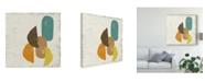"Trademark Global June Erica Vess Mobile VI Canvas Art - 20"" x 25"""