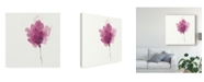 "Trademark Global June Erica Vess Expressive Blooms I Canvas Art - 20"" x 25"""