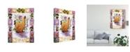 "Trademark Global Marcia Matcham Jack and Jill II Canvas Art - 15"" x 20"""