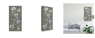 "Trademark Global Naomi Mccavitt Poppy Array I Canvas Art - 15"" x 20"""