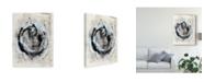 """Trademark Global Joyce Combs Circular Energy III Canvas Art - 20"""" x 25"""""""