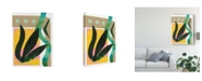 "Trademark Global Renee W. Stramel South Beach I Canvas Art - 20"" x 25"""