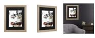 "Trademark Global Ines Kouidis Audrey Matted Framed Art - 27"" x 33"""