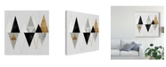 "Trademark Global Jarman Fagalde Range I Canvas Art - 27"" x 33"""