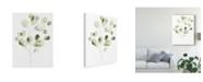"Trademark Global June Erica Vess Sea Greens I Canvas Art - 37"" x 49"""
