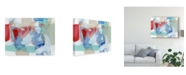 "Trademark Global Christina Long Roundabout I Canvas Art - 20"" x 25"""