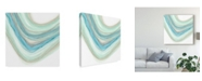 "Trademark Global Renee W. Stramel Gulf Stream I Canvas Art - 15"" x 20"""