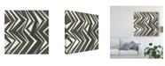 "Trademark Global Chris Paschke Graphics V Canvas Art - 27"" x 33"""