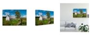 "Trademark Global Philippe Sainte-Laudy Imaginary Canvas Art - 37"" x 49"""