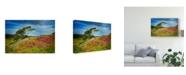 "Trademark Global Philippe Sainte-Laudy Time Wont Wait Canvas Art - 20"" x 25"""