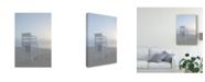 "Trademark Global Sharon Chandler Off Duty I Canvas Art - 20"" x 25"""