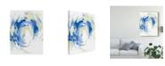 "Trademark Global June Erica Vess Ua Ch Sargasso II Canvas Art - 20"" x 25"""