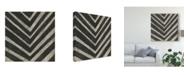 "Trademark Global Chariklia Zarris Stone IX Canvas Art - 20"" x 25"""