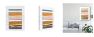"Trademark Global Rob Delamater Pacific Horizon XII Canvas Art - 20"" x 25"""