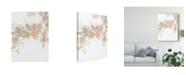 """Trademark Global June Erica Vess Roseus III Canvas Art - 15"""" x 20"""""""