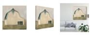 "Trademark Global Emma Scarvey Serene Barn IV Canvas Art - 27"" x 33"""