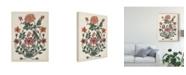 "Trademark Global Melissa Wang Treasures of the Earth I Canvas Art - 37"" x 49"""