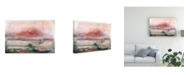 "Trademark Global Renee W. Stramel Lost Horizon II Canvas Art - 20"" x 25"""