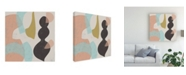 "Trademark Global Chariklia Zarris Sass IV Canvas Art - 15"" x 20"""