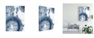 "Trademark Global Ethan Harper Quasars III Canvas Art - 20"" x 25"""