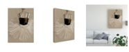 """Trademark Global Jennifer Paxton Parker Black Leotard II Canvas Art - 20"""" x 25"""""""