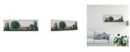 "Trademark Global Tim Otoole Panoramic Tree Line I Canvas Art - 37"" x 49"""
