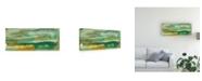 """Trademark Global Sharon Chandler Kinetic Alignments II Canvas Art - 15"""" x 20"""""""